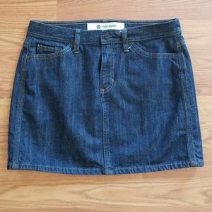 🔥2for$20 Gap denim skirt size 8